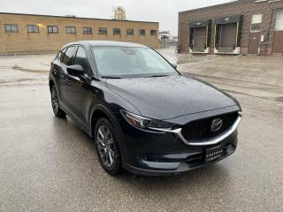 Used 2019 Mazda CX-5 Signature I NAVIGATION I BACK UP I LEATHER for sale in Toronto, ON