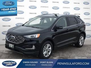 New 2020 Ford Edge SEL - Navigation - Power Liftgate - $236 B/W for sale in Port Elgin, ON