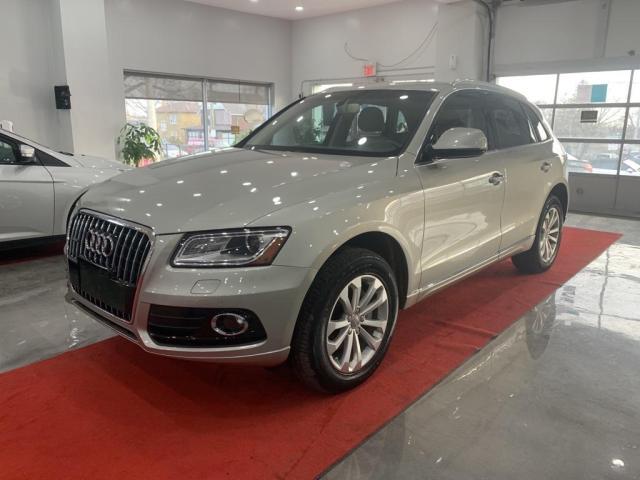 2017 Audi Q5 2.0T