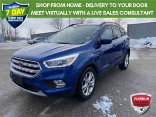 Used 2017 Ford Escape SE PARKING CAMERA | NAVIGATION for sale in Barrie, ON