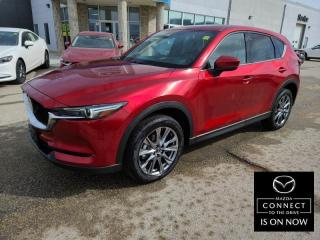 New 2021 Mazda CX-5 Signature - Navigation -  Cooled Seats for sale in Steinbach, MB