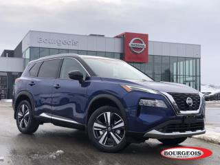 New 2021 Nissan Rogue Platinum for sale in Midland, ON
