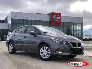 New 2021 Nissan Versa S for sale in Midland, ON