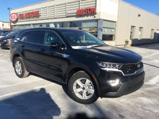 New 2021 Kia Sorento 2.5L LX+ for sale in Milton, ON