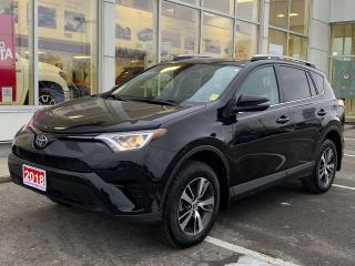 Used 2018 Toyota RAV4 LE-ONE OWNER+BOUGHT+SERVICED HERE! for sale in Cobourg, ON
