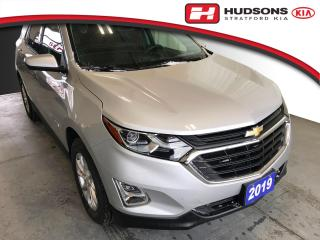 Used 2019 Chevrolet Equinox 1LT LT AWD | Remote Start | Wi-Fi Equipped for sale in Stratford, ON