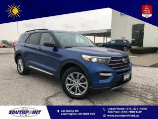 Used 2020 Ford Explorer XLT PENDING SALE for sale in Leamington, ON