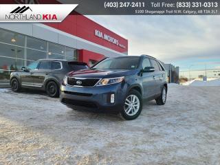 Used 2014 Kia Sorento LX for sale in Calgary, AB