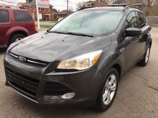 Used 2017 Ford Escape SE/BIG SCREEN/BACK-UP CAMERA/HEATED SEATS for sale in Guelph, ON