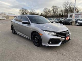 Used 2018 Honda Civic Hatchback Sport 4dr FWD Hatchback for sale in Brantford, ON