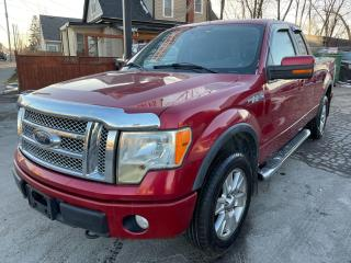 Used 2010 Ford F-150 FX4 for sale in Hamilton, ON