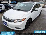 Photo of Taffeta White 2012 Honda Civic