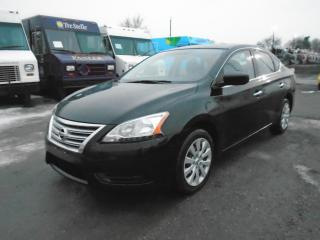 Used 2014 Nissan Sentra 4dr Sdn Man S for sale in Mississauga, ON