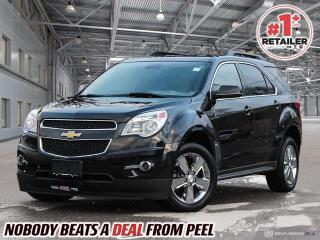 Used 2013 Chevrolet Equinox 2LT for sale in Mississauga, ON