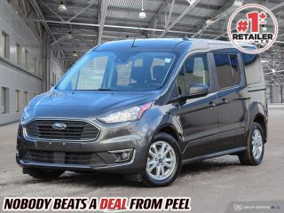 Used 2020 Ford Transit Connect XLT for sale in Mississauga, ON