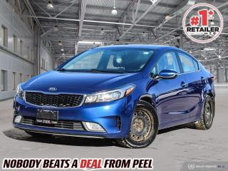 Used 2017 Kia Forte EX+ for sale in Mississauga, ON