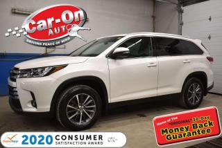 Used 2019 Toyota Highlander XLE | 8 PASS | LEATHER | SUNROOF | POWER LIFTGATE for sale in Ottawa, ON