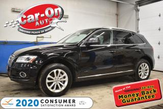 Used 2017 Audi Q5 PROGRESSIV | PANO ROOF | NAVIGATION | BACK-UP CAME for sale in Ottawa, ON
