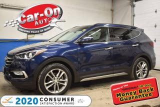 Used 2017 Hyundai Santa Fe Sport AWD 2.0T LIMITED ULTIMATE | LEATHER | PANO ROOF for sale in Ottawa, ON