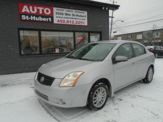 Used 2009 Nissan Sentra S**EDITION LIMITÉE** for sale in St-Hubert, QC