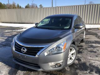 Used 2014 Nissan Altima SL for sale in Cayuga, ON