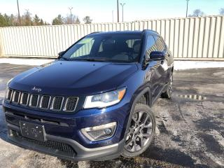 Used 2020 Jeep Compass Limited 4WD for sale in Cayuga, ON