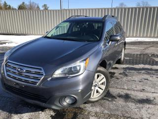 Used 2017 Subaru Outback TOURING AWD for sale in Cayuga, ON