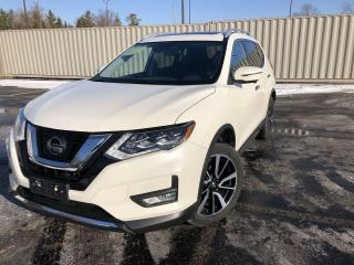 Used 2018 Nissan Rogue SL Platinum AWD for sale in Cayuga, ON