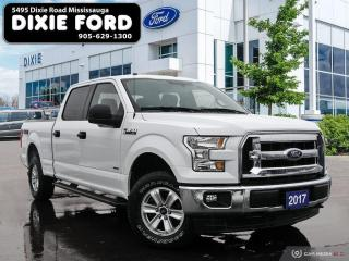 Used 2017 Ford F-150 XLT for sale in Mississauga, ON