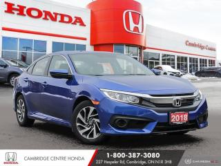 Used 2018 Honda Civic HEATED SEATS | APPLE CARPLAY™ & ANDROID AUTO™ | REMOTE STARTER for sale in Cambridge, ON