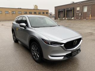 Used 2019 Mazda CX-5 Signature I NAVIGATION I BACK UP I LEATHER for sale in Toronto, ON