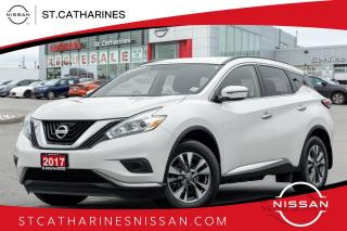 Used 2017 Nissan Murano S 1 owner | Accident Free | Navi for sale in St. Catharines, ON