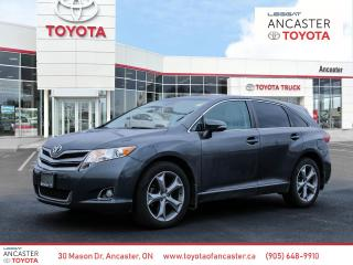 Used 2013 Toyota Venza V6 PREMIUM for sale in Ancaster, ON
