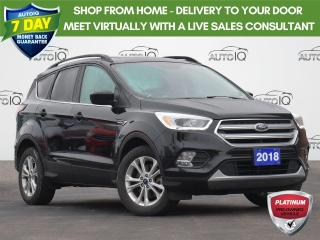Used 2018 Ford Escape SEL | 4WD |  | SYNC CONNECT | NAVIGATION | WINTER/RIMS for sale in Waterloo, ON