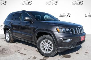 Used 2019 Jeep Grand Cherokee Laredo **ONE OWNER, 4WD!!** for sale in Barrie, ON