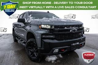 Used 2019 Chevrolet Silverado 1500 LT Trail Boss **LOW KMS** for sale in Barrie, ON