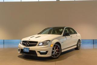 Used 2014 Mercedes-Benz C63 AMG Sedan for sale in Langley City, BC