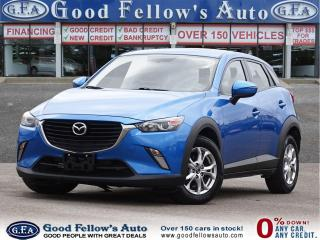 Used 2017 Mazda CX-3 GS SKYACTIV, BACKUP CAMERA, HEATED SEATS,BLUETOOTH for sale in Toronto, ON