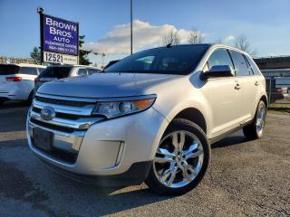 Used 2013 Ford Edge SEL, LOCAL, AWD, NAVIGATION, MOONROOF for sale in Surrey, BC