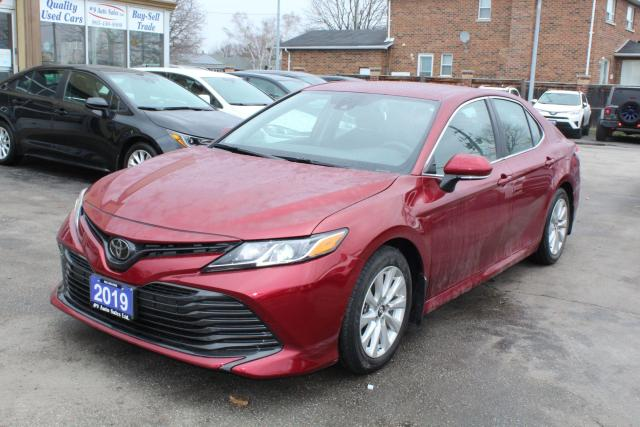 2019 Toyota Camry LE Power Seat Keyless Start
