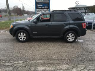 Used 2008 Ford Escape Limited for sale in Newmarket, ON