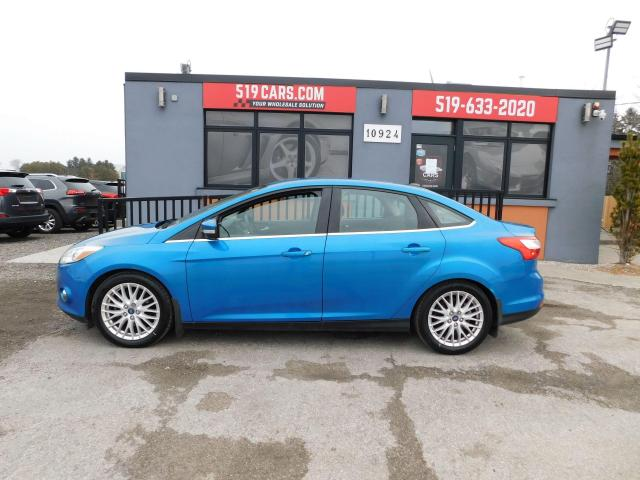 2012 Ford Focus SEL|BLUETOOTH|MICROSOFT SYNC|2 SETS OF TIRES