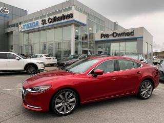 Used 2018 Mazda MAZDA6 GT for sale in St Catharines, ON