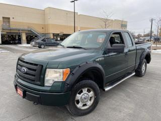 Used 2010 Ford F-150 XLT, 4X4, 4 Door, 3 Years Warranty Available for sale in Toronto, ON