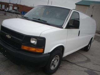 Used 2012 Chevrolet Express extended cargo,2500 for sale in Mississauga, ON