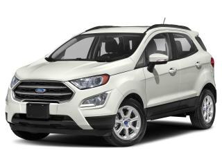 New 2020 Ford EcoSport SE for sale in Sechelt, BC