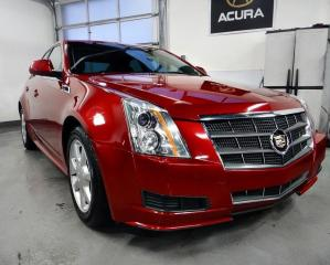 Used 2011 Cadillac CTS AWD,PANO ROOF,NO ACCIDENT for sale in North York, ON