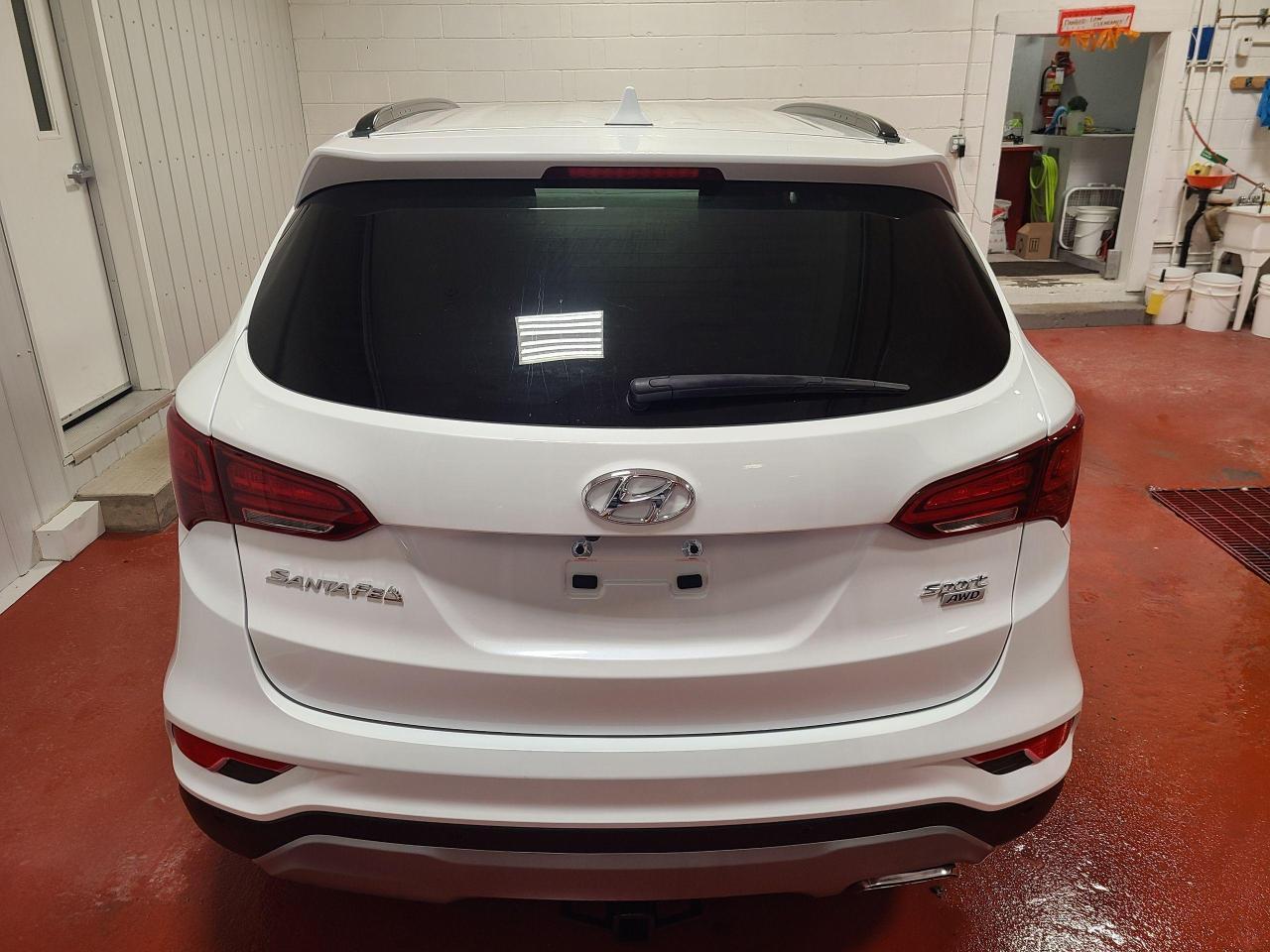 2018 Hyundai Santa Fe Sport