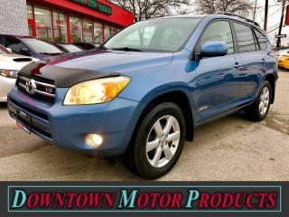Used 2008 Toyota RAV4 Limited V6 AWD for sale in London, ON