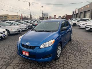 Used 2009 Toyota Matrix for sale in Hamilton, ON